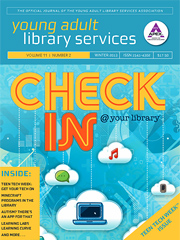 Young adult library services Vol.11 N.2, Winter 2013