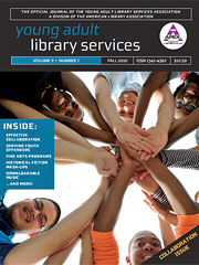 Young adult library services Vol.9 N.1, Fall 2010
